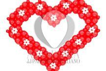 Balloon Art - Love