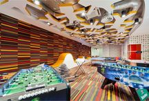 Commercial Fun Spaces / by Cathy Stout