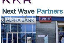 Συμφωνία Alpha Bank – Eurobank με KKR για κόκκινα δάνεια 1,2 δισ. ευρώ
