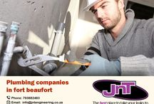 Plumbing companies in fort Beaufort