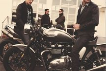 1960's look / Motorcycle Clothing