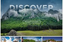 Explore Transylvania / Explore, visit, be amazed by the 3 beautiful cities of Transylvania!