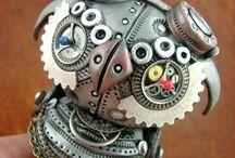 Steampunk :) / by Lauren Benson