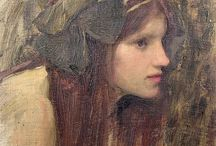 Art-John William Waterhouse / John William Waterhouse