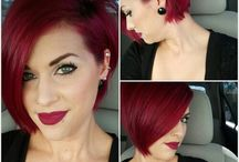 Red hair ravishing reds