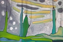 Helen McCarthy Tyalmuty - Aboriginal Art / Helen McCarthy Tyalmuty - Aboriginal Art http://merindahart.com.au/artists/helen-mccarthy-tyalmuty