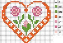 pixel knitting