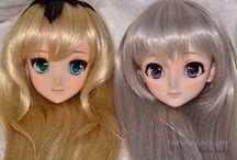 Custom Dollfie dream / custom dollfie dream