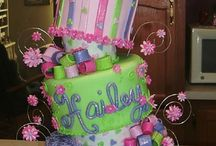 party and cake ideas