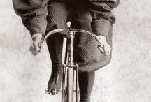 ženy na kolech