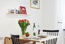 Small spaces / Practical solutions for small spaces