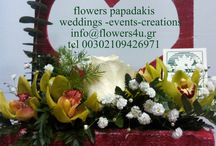 Valentine's creations by flowers papadakis / valentine's day