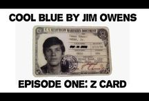 Cool Blue by Jim Owens / Jim Owens, Humanities teacher at Gainesville High School, tells Cool Blue, a four part story each year to his students. This is that story.