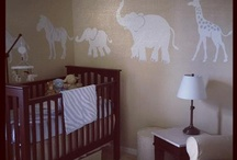 Baby Gear / Nursery designs, baby furniture, and accessories! / by Kashayla Reiter