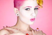 Hair/Makeup/Nails / by Kelley Leighton