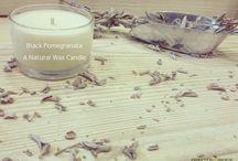 Natural Wax Candles