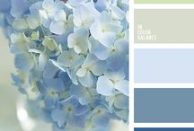 Calming colours