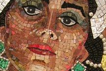Mosaics & Stained Glass