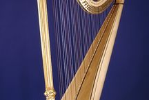 CraftyHarp / Harp and music gift headquarters featuring original designs, music gifts, and crafts.