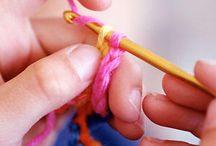 Knit and crochet patterns / by Melanie Davis