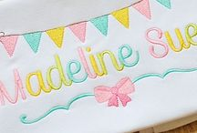 Machine Embroidery and Applique Designs
