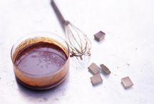 ELLE À TABLE- chocolat / Des recettes savoureuses à base de chocolat  / by ELLE France