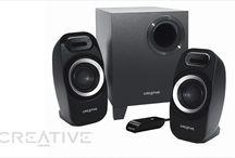 Creative Inspire T3300 / Zestaw głośnikowy 2.1