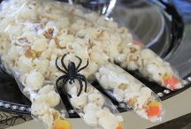 Halloween snacks / by Shanna Freeman