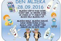 Deň mlieka