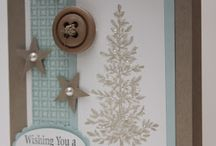 Christmas Cards StampinUp