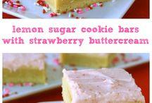 Yum!- Desserts / by Amber Gagnon