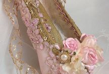 Fairy pointe shoes