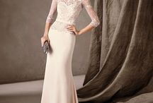Pronovias cocktail / Gowns available in store by Pronovias