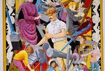 Union Needlework / by Edward Lewis