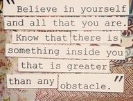 Quotes / by Brooke Lynde