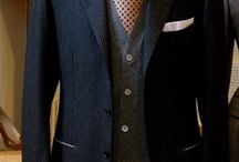 Suits / Suit and smart clothes that I loved to own and have occasions to wear them!