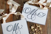 Wedding Stationary  / by Liven It Up Events