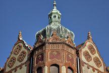 Szeged Beregi house / http://www.pbase.com/helenpb/szeged http://www.budapestdaytrips.com/en/activity/38183/szeged-tour---the-city-of-the-sun