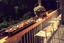 Balcony inspirations / Inspiration for your balcony