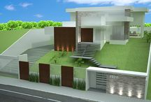 muros residenciais
