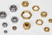 Brass Nuts & Jam Nuts & Lock Nuts / We shall be pleased to develop Non-Standard Brass fasteners, bolts, nuts, screws, wood screws, and machine screws fasteners as per specific requirements.
