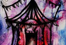 My Artwork / http://finsterefrau.deviantart.com/