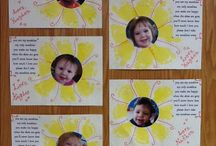 Infant room crafts