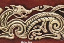 украшения вязанные проволкой