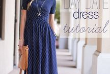 Sewing tutorial and inspiration