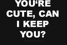 Quotes <cute>