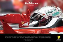 Riva in Red. Riva Official Sponsor of Scuderia Ferrari - RedSeason / Riva in Red. Riva Official Sponsor of Scuderia Ferrari #RedSeason