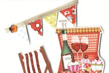 Card Toppers for Crafting & Card Making