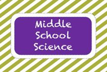 | Science • Middle School | / Middle School Science Resources / by TeachersPayTeachers