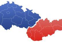 mapa CR-SR